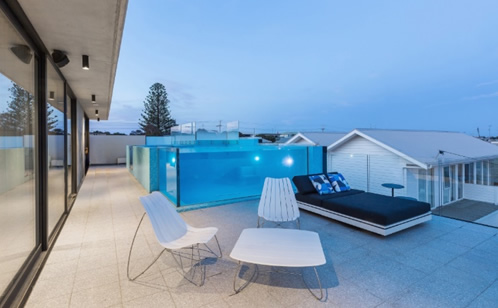 Concrete swimming pools & Spas